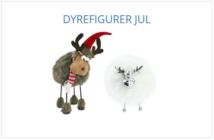 Dyrefigurer jul